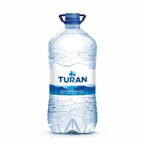 Вода минеральная TURAN б/газа 5 л пл/б КАЗАХСТАН