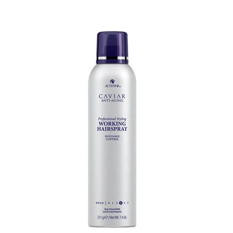 Alterna Профессиональный спрей для волос с экстрактом черной икры Caviar Anti-Aging Professional Styling Working Hairspray