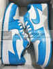 Nike SB x Air Jordan 1 Low 'UNC' (Фото в живую)
