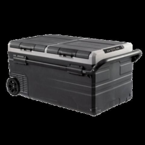 Компрессорный автохолодильник ALPICOOL TWW75 (75 л.) 12-24-220В
