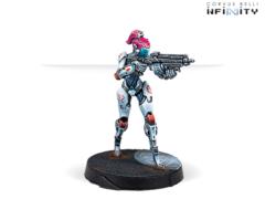 Karakuri (вооружена Heavy Shotgun)