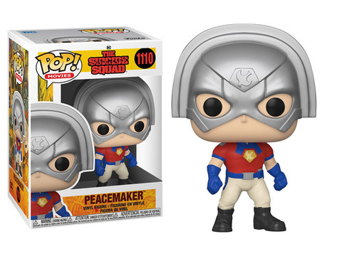 Funko POP! Movies The Suicide Squad Peacemaker