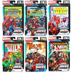 Greatest Battles Comic Two-Packs 2012 Wave 02 Revision 08