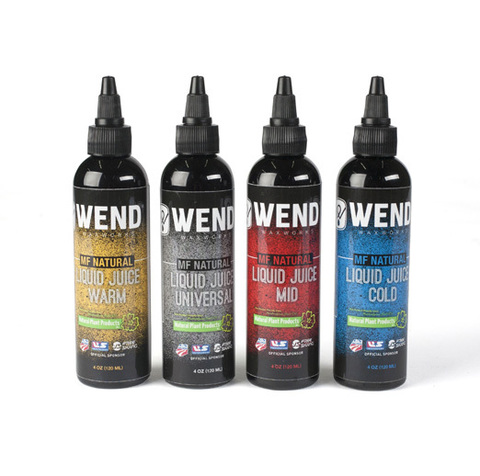 WEND Liquid Juice Mid Temp. 120 ml.
