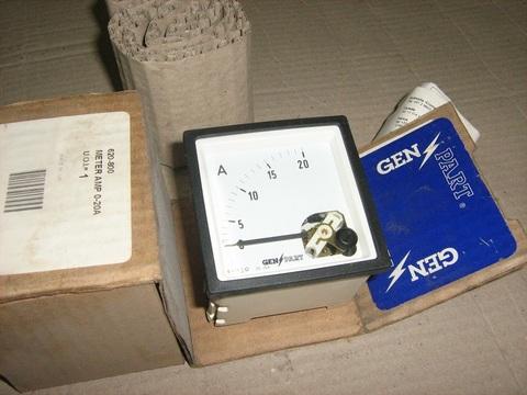 Амперметр 0-20A / AMMETER АРТ: 620-800