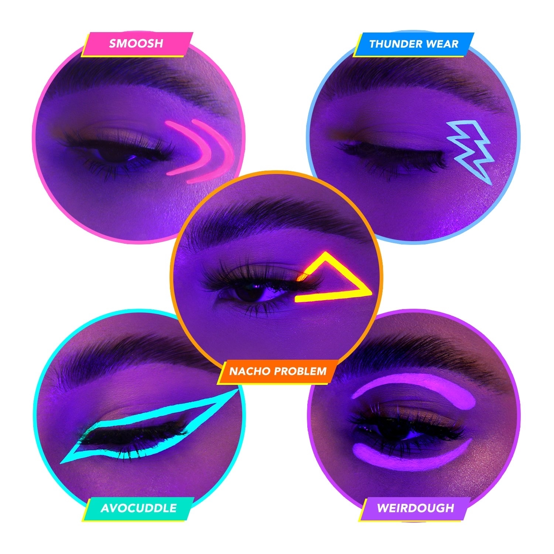 Suva Beauty UV Brights Palette