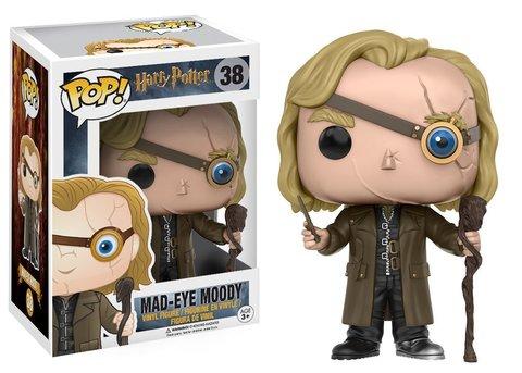 Фигурка Funko POP! Vinyl: Harry Potter: Mad-Eye Moody 10990