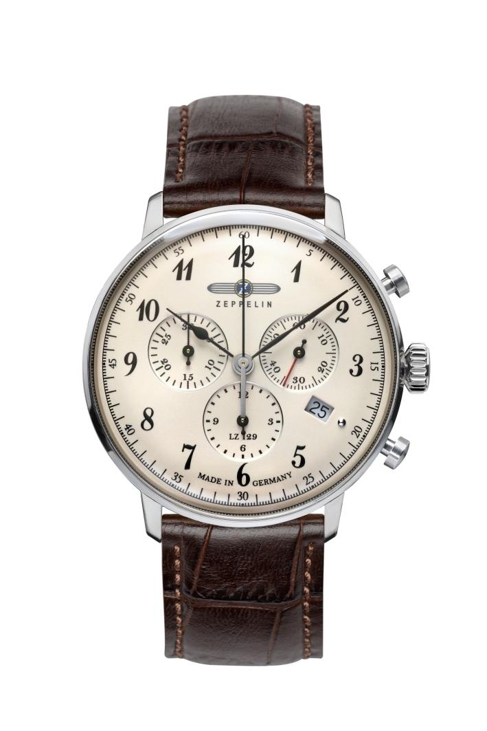 Мужские часы Zeppelin Hindenburg 70864