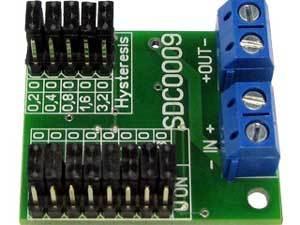 Программируемый контроллер разряда аккумулятора.