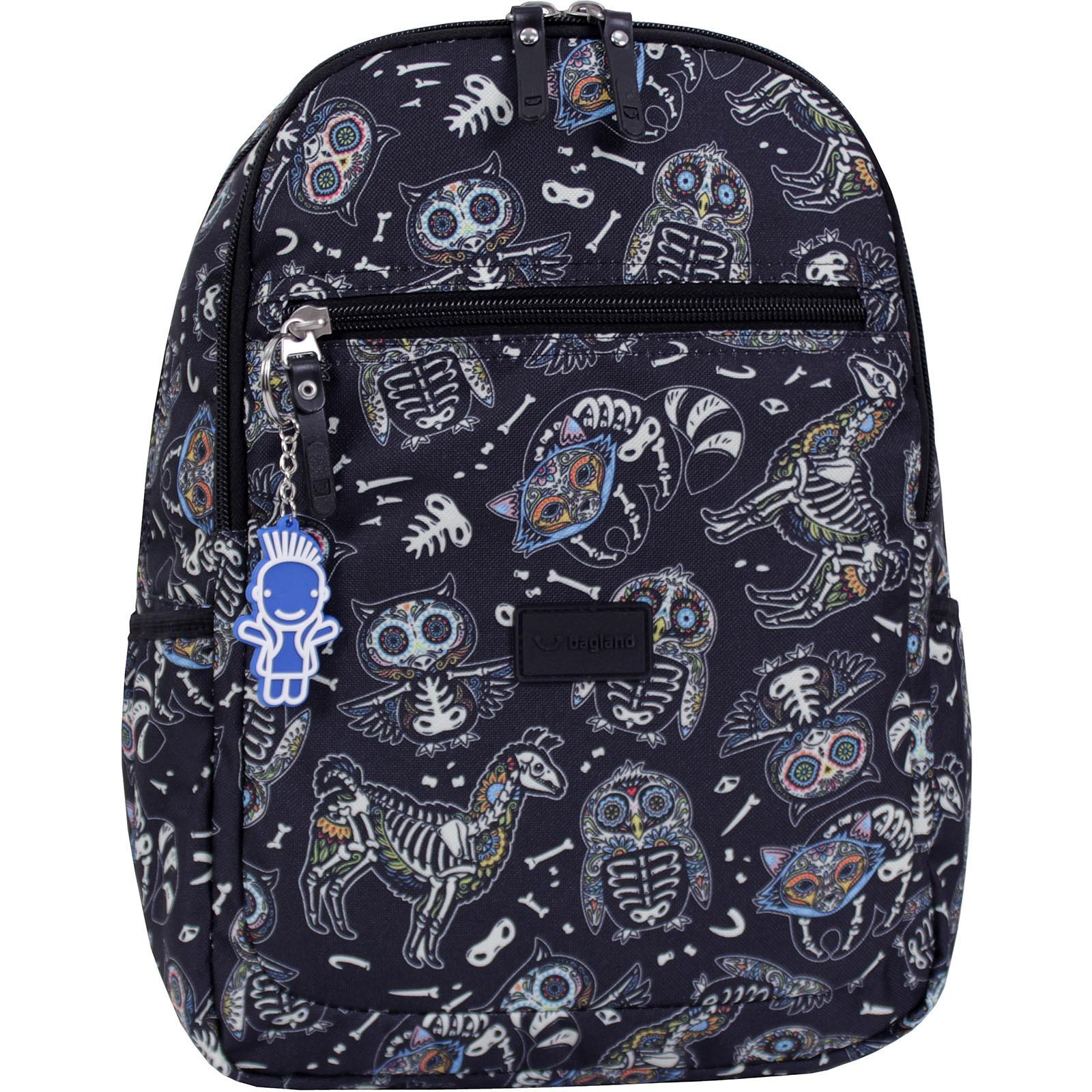 Молодежные рюкзаки Рюкзак Bagland Young 13 л. сублімація 474 (00510664) IMG_7902_суб.474_.JPG
