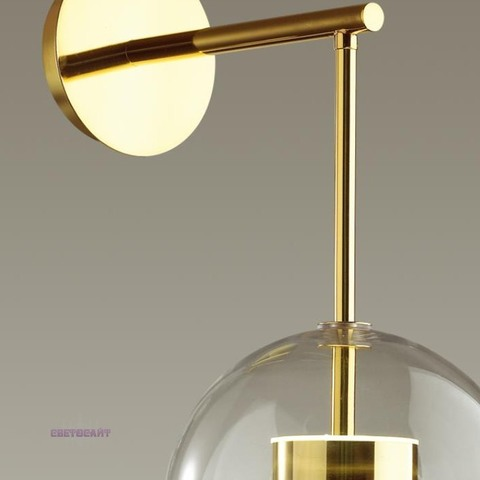 Настенный светодиодный светильник 4640/12WL серии BUBBLES