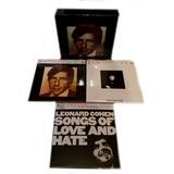 Комплект / Leonard Cohen (3 Mini LP CD + Box)