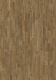 Паркетная доска Карелия ДУБ STONEWASHED EBONY трехполосная 14*188*2266 мм
