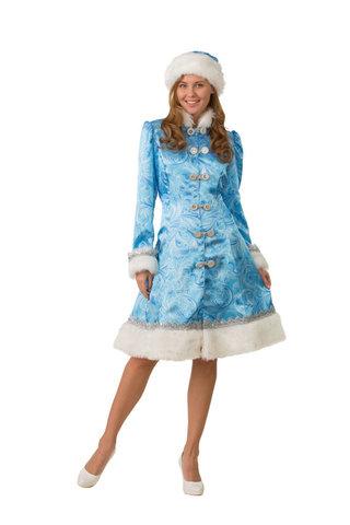Карнавальный костюм Снегурочка сказочная