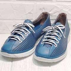 Спортивные туфли кеды женские летние street casual Wollen P029-2096-24 Blue White.