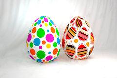 Рекламный шар яйцо