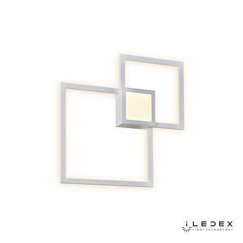 Настенный светильник iLedex Galaxy X046224 24W 3000K WH