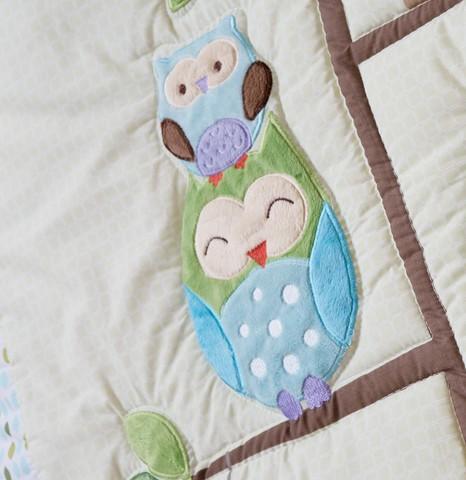 Summer Owls