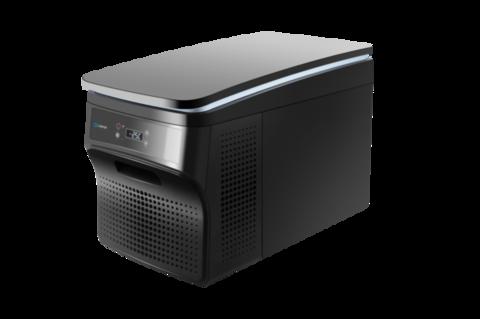 Компрессорный автохолодильник Libhof Q-36 (12V/24V, 110V/220V опционально, 37л)