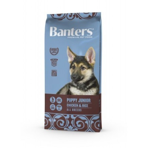 Banters Puppy Junior - 15 кг