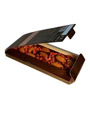 Шоколад из кэроба с миндалём и клубникой, 50 г