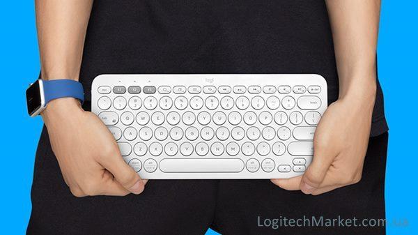 LOGITECH K380 White
