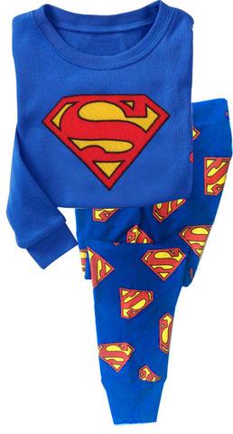 Пижама для мальчика Cупермен