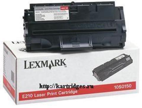 Картридж Lexmark 12016SE