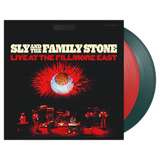 Sly & The Family Stone / Live At The Fillmore East (Coloured Vinyl)(2LP)
