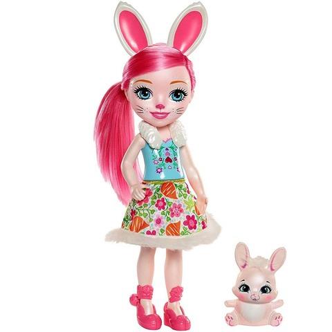 Большая кукла Бри Кроля. Энчантималс
