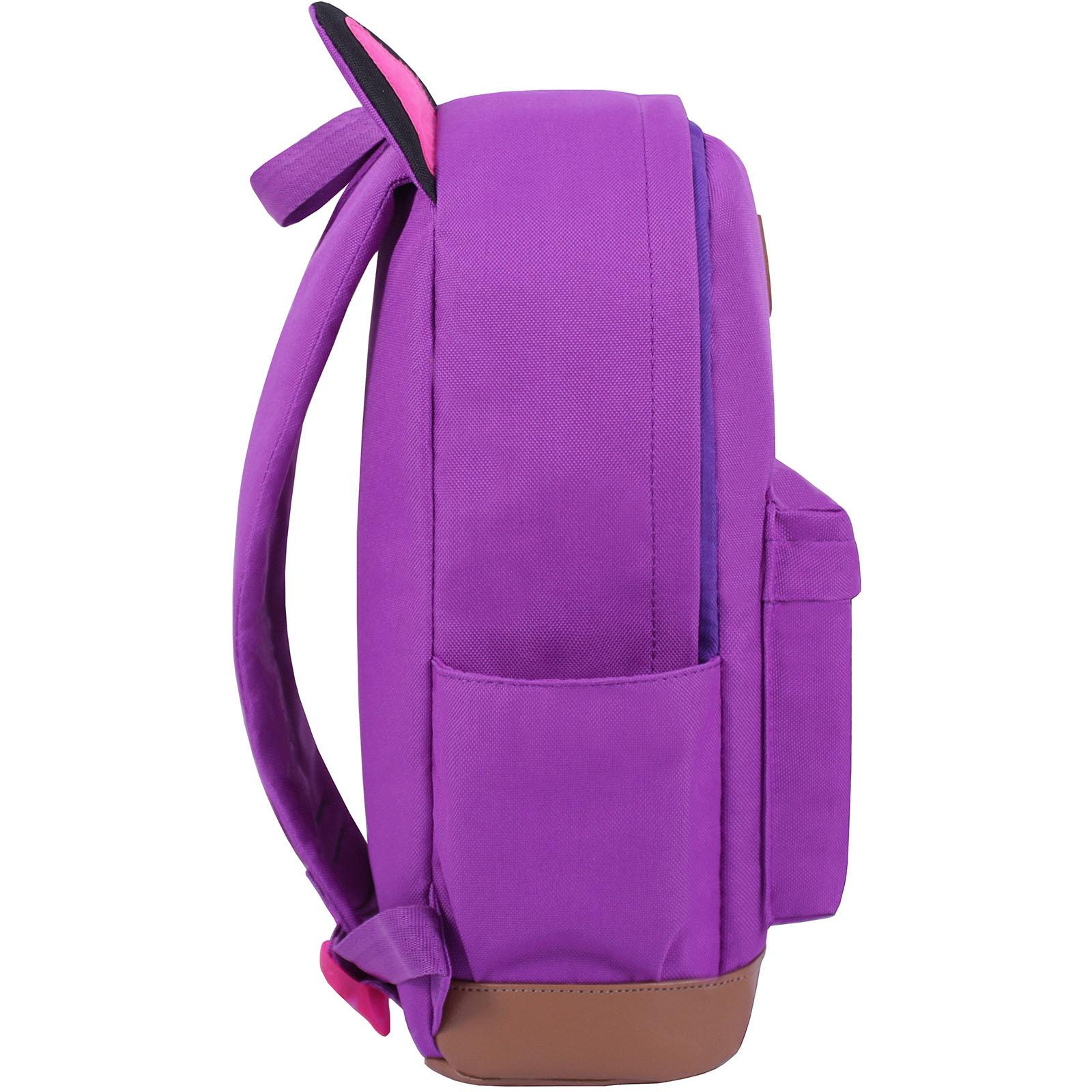 Рюкзак Bagland Ears фиолетовый (0054566) фото 2
