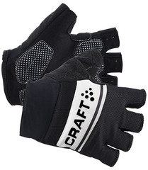 Элитные велоперчатки Craft Classic Glove black-white