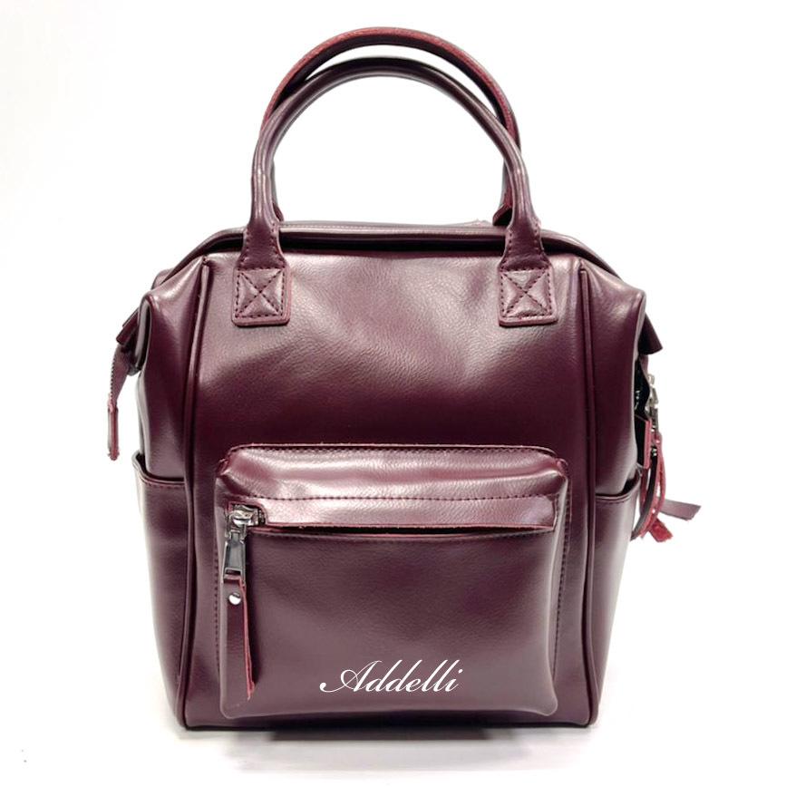 Женская сумка  рюкзак 3621