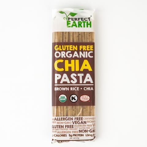 Perfect earth, Органическая рисовая лапша из коричневого риса, 225гр
