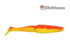 Виброхвост Mottomo Zander 8см Orange Yellow 6шт.