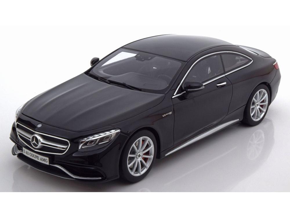 Коллекционная модель Mercedes-Benz S63 AMG Coupe 2015
