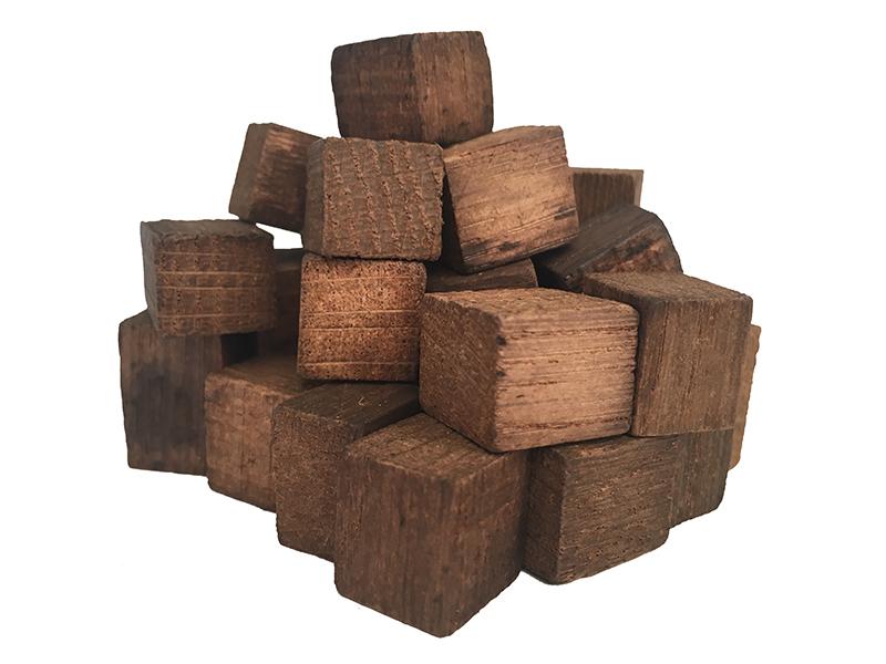 Очистка и настойка Щепа дубовая кавказская (средний обжиг) (кубическая форма) 50 грамм 10025_P_1495027839848.jpg