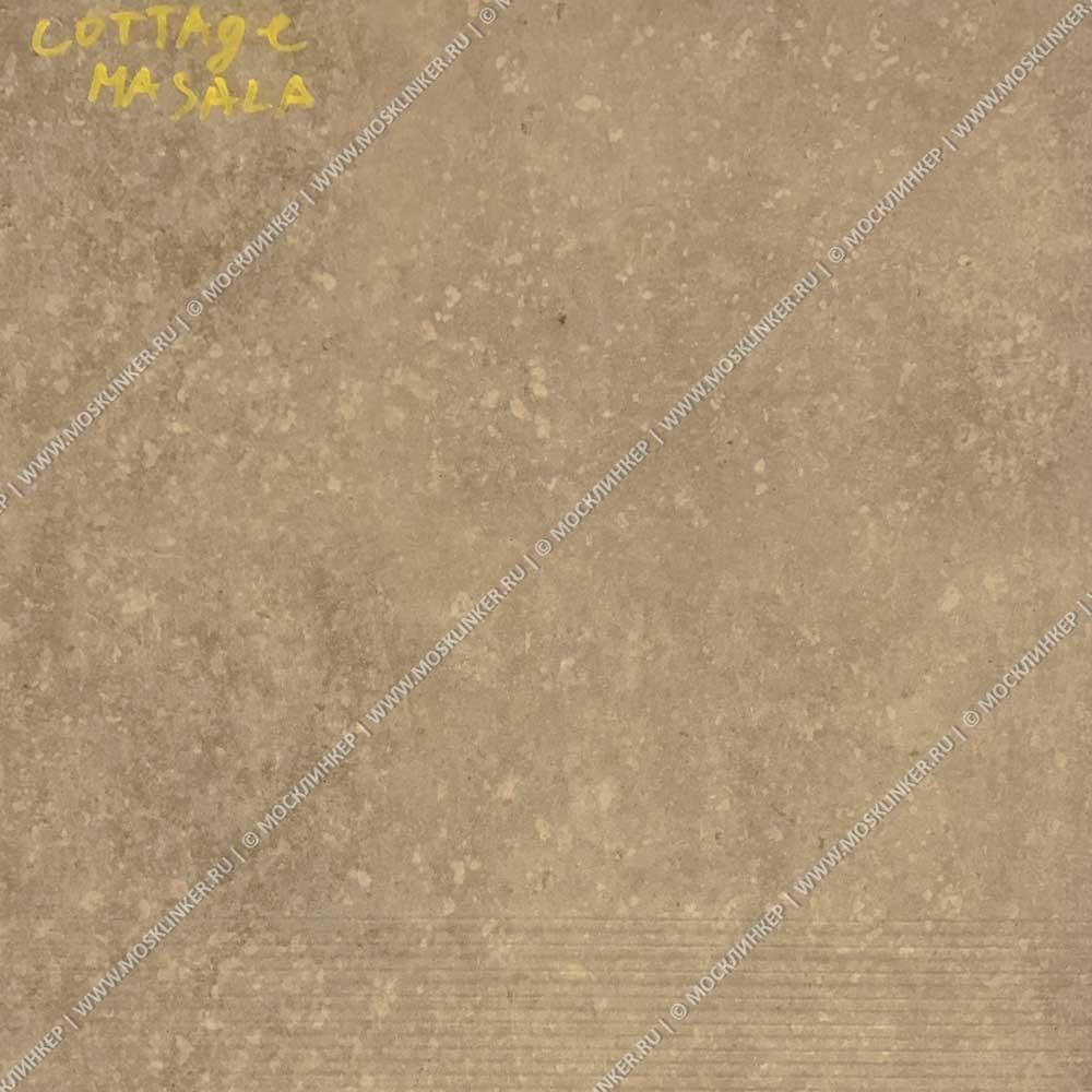 Cerrad Cottage Masala - Ступень с капиносом 30х32