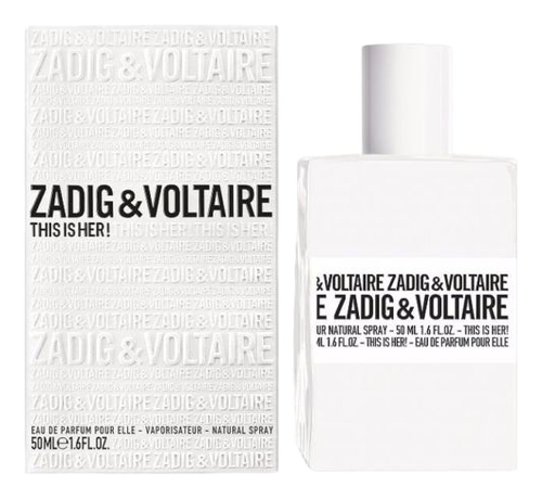 Zadig and Voltaire This is Her EDP