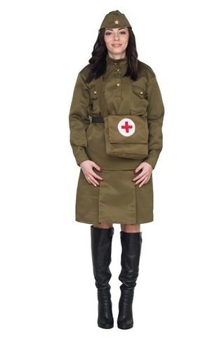 Военная форма  Медсестра взрослая