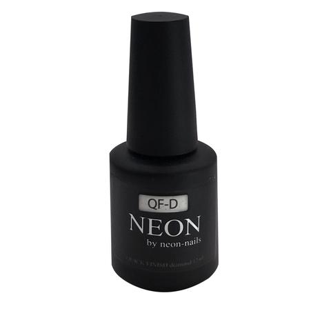 Топ без липкого слоя NEON QUICK FINISH Diamond, 12ml