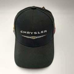 Кепка с логотипом Chrysler (Бейсболка Крайслер) черная