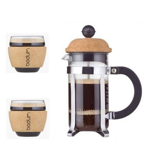 Кофейный набор в подарок с кофе