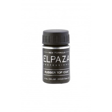 Каучуковый топ Rubber TOP Elpaza, 14ml