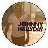 Johnny Hallyday / L'attente (Picture Disc)(LP)