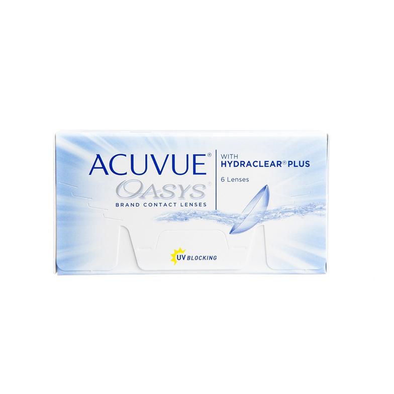 силикон-гидрогелевые линзы | acuvue oasys | 8.4