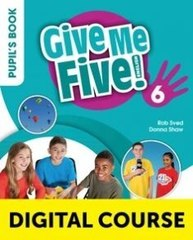 Mac Give Me Five! Level 6 DSB with Navio App an...