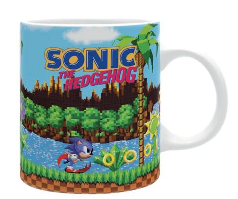 Кружка Sonic Retro || Соник Ретро