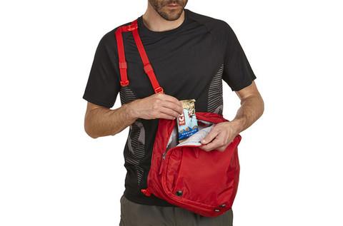 Картинка рюкзак туристический Thule Versant 70 Горчичный - 10