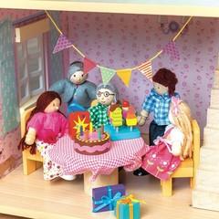 Набор аксессуаров для домика Время для праздника, Le Toy Van